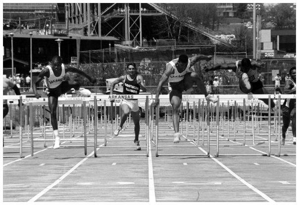 john-runs-hurdles